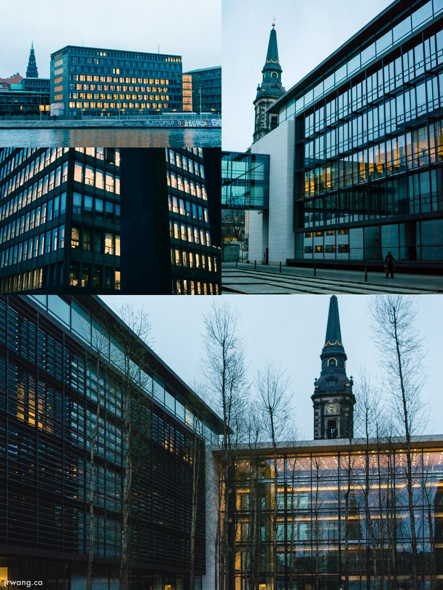 Copenhagen's Riverside Architecture