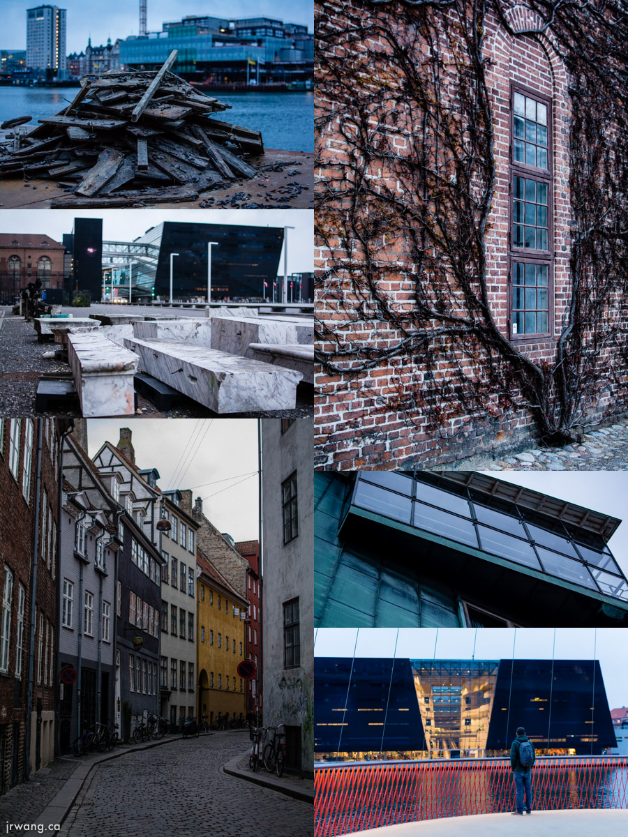 Sights of Copenhagen