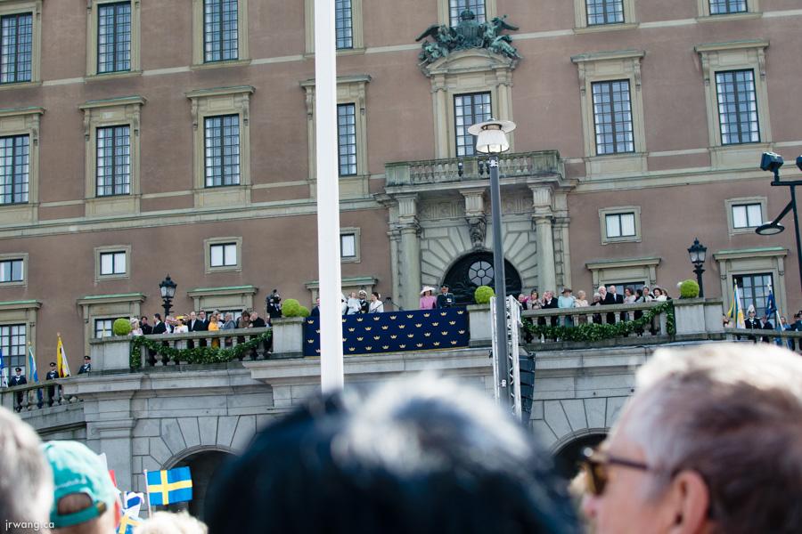 King Carl XVI Gustav