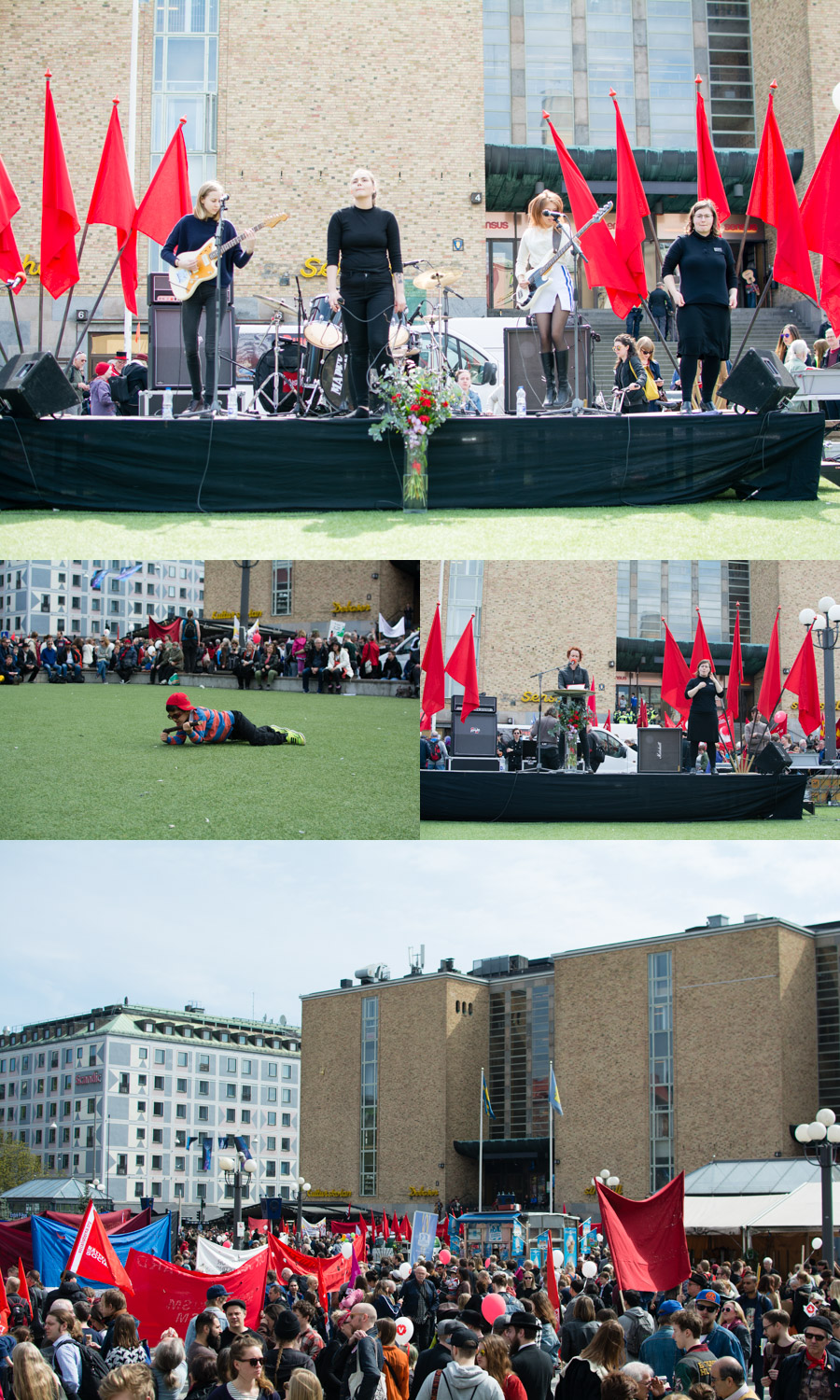 Stockholm May Day